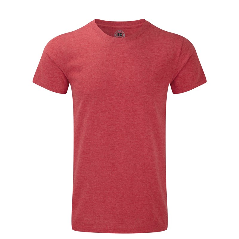 Hi-Definition slim fit t shirt branded with SLT logo to rear of neck.