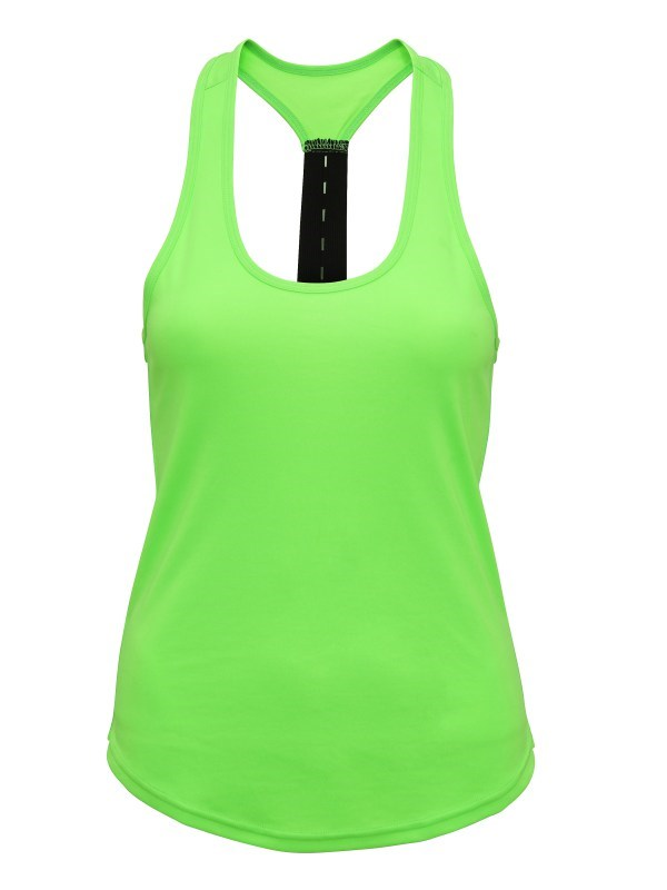 Womens Technical sports vest soft, lightweight fabric keeping you dry and comforable, slt branded