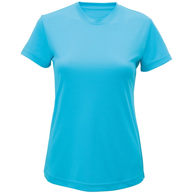 Womens Technical sports t shirt, soft, lightweight fabric keeping you dry and comforable, slt branded